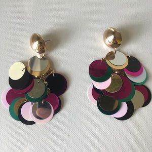 Fun & Flirty Confetti Earrings 🎉